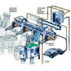 Система подачи и впрыска топлива Komatsu