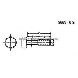 R66452 - Cap Screw R66452