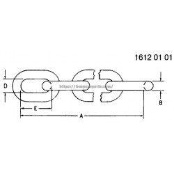 AE30826 - Link Chain AE30826