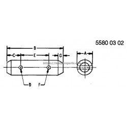 N141023 - Pin Fastener N141023