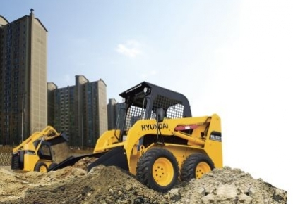 Skid steer loaders HYUNDAI