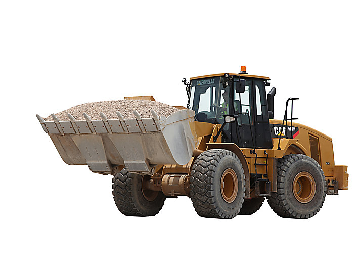 Spare parts for Caterpillar wheel loaders
