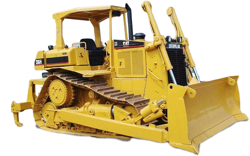 Spare parts for Caterpillar bulldozers