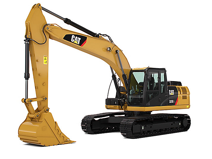 Запчасти для Экскаватора Caterpillar 320D2 L