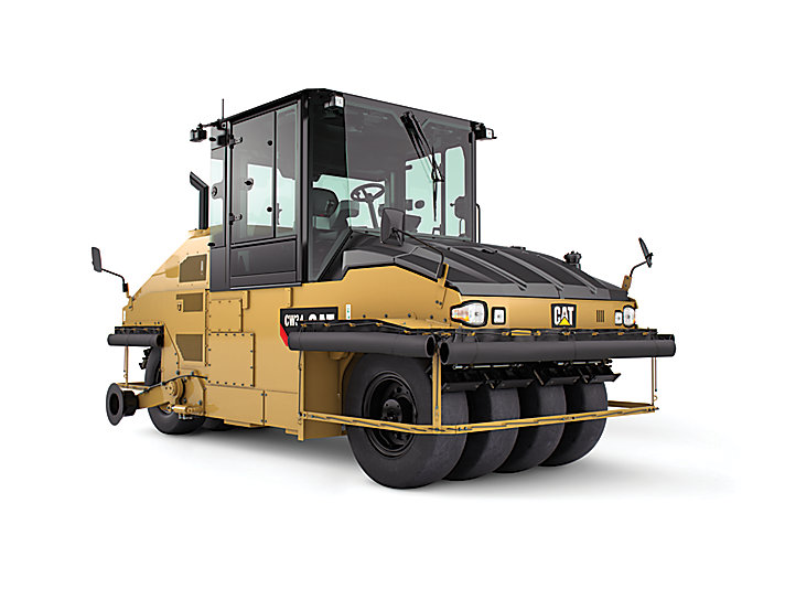 Запчасти для Катка или уплотнителя Caterpillar PS150C