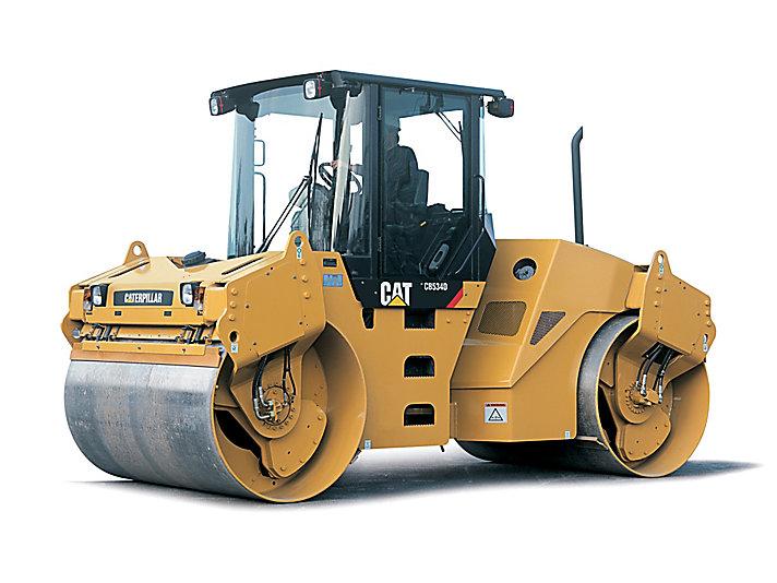 Запчасти для Катка или уплотнителя Caterpillar CB22B