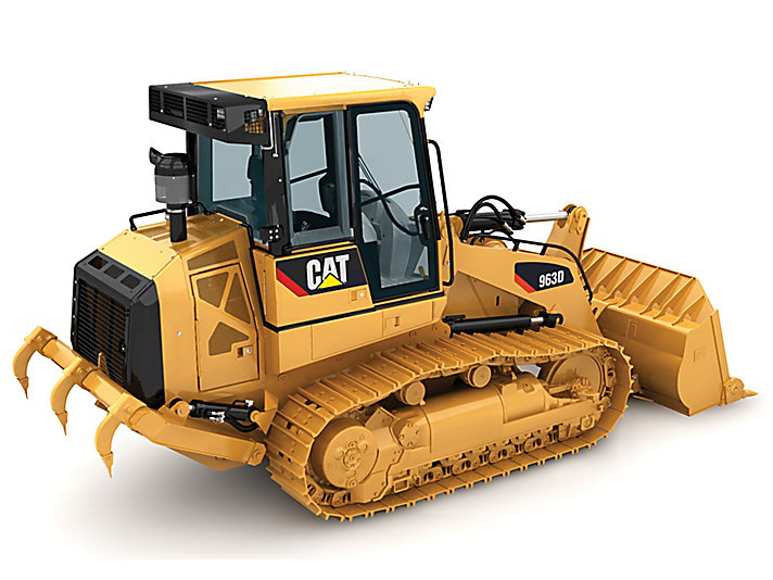 Запчасти для Погрузчика Caterpillar 973D SH