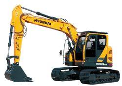 Запчасти для экскаватора Hyundai HX220L