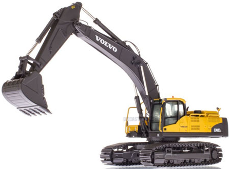 Spare parts for Volvo excavators