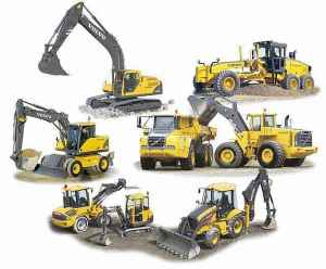 Volvo Construction parts, Volvo CE spare parts