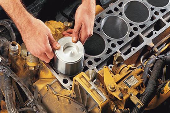 Ремонт дизельных двигателей Caterpillar